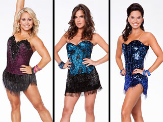 Dancing's Top 3 Talk Girl Power, Competing in All-Female Finale | Kelly Monaco, Melissa Rycroft, Shawn Johnson