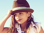 Just Like Mom! Anna Nicole Smith's Daughter Dannielynn Models for Guess