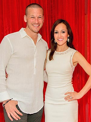 Ashley Hebert and JP Rosenbaum are married