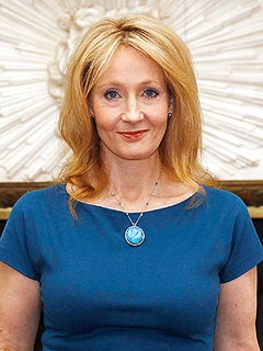 J.K. Rowling Is Writing More Magical Movies About the Harry Potter Universe | J.K. Rowling