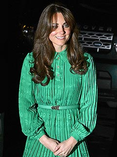 PHOTO: See Kate's '70s-Inspired Style! | Kate Middleton