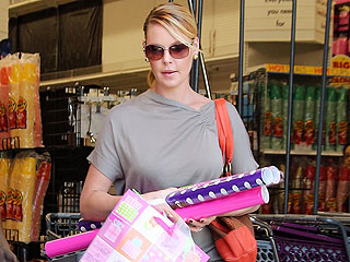Birthday Girl Katherine Heigl Goes Holiday Shopping on Black Friday | Katherine Heigl
