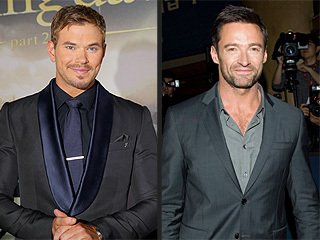 Casting News: Kellan Lutz, Hugh Jackman Take Bites and Swipes | Hugh Jackman, Kellan Lutz