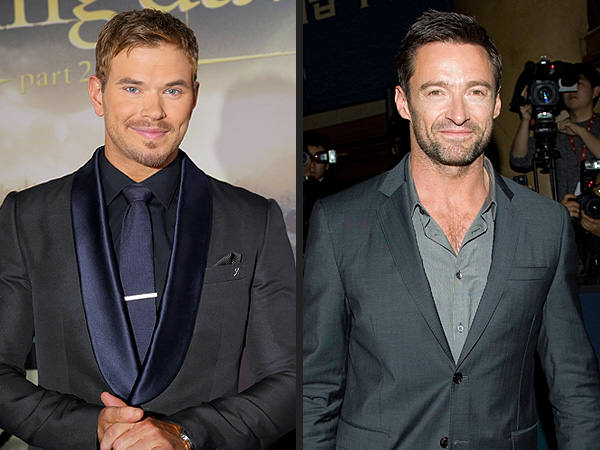 Kellan Lutz, Hugh Jackman Take Bites and Swipes & More Casting News