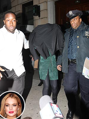 Lindsay Lohan Arrested & Charged with 3rd Degree Assault
