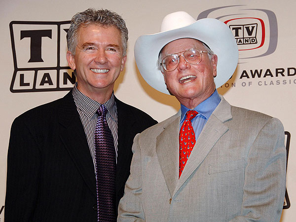 Larry Hagman Dies - Patrick Duffy Speaks Out