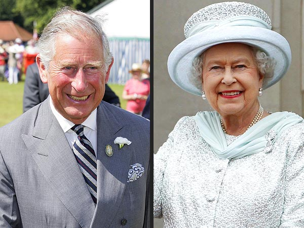 Charles and Queen's Office Merger Seen as a Royal Hand-Off | Prince Charles, Queen Elizabeth II