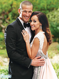 Bachelorette's Ashley & J.P.'s Wedding Photo Revealed!