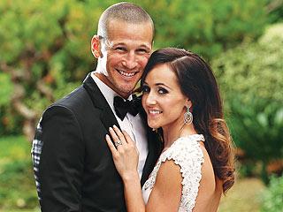 Bachelorette's Ashley & J.P.'s Wedding Photo Revealed!