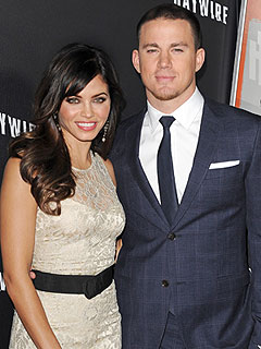 Channing Tatum Jenna Dewan-Tatum Expecting First Child