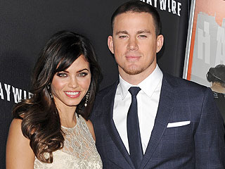 Channing Tatum: We're Keeping Baby's Sex a Surprise | Channing Tatum, Jenna Dewan