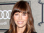 Jessica Biel: 'It Took a Leap of Faith' to Wear a Pink Wedding Dress | Jessica Biel
