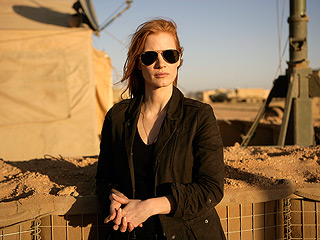 Zero Dark Thirty Review: Why Jessica Chastain Has Shot at Oscar | Jessica Chastain