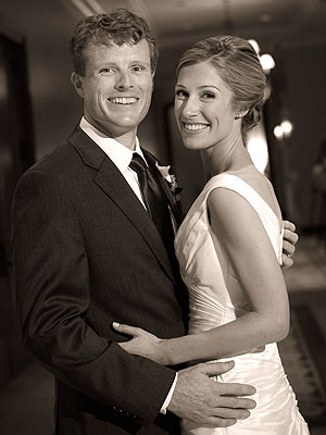 Congressman Joseph Kennedy III Marries Lauren Birchfield