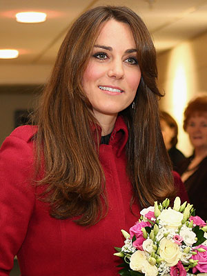 Kate Donates Baby Clothes to Charity