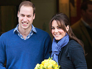 Pregnant Kate Leaves the Hospital | Kate Middleton, Prince William