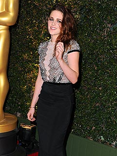 Governors Awards Photos: See Who Might Take Home an Oscar | Kristen Stewart