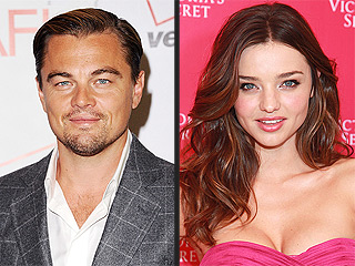 Rumor Patrol: Leonardo DiCaprio & Miranda Kerr Are Just Friends
