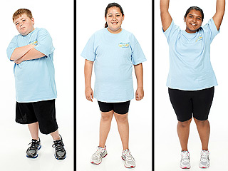 Meet the First 13-Year-Olds Competing on The Biggest Loser