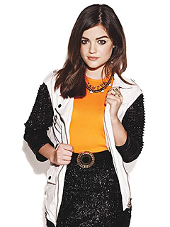 Lucy Hale (Briefly) Wanted to Be Like Britney Spears | Lucy Hale