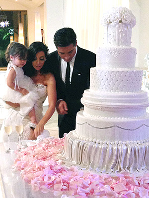 Mario Lopez Wedding Photos: A Family Affair| Babies, Marriage, Weddings, Mario Lopez