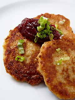New Recipe: Latkes with a Twist for Hanukkah