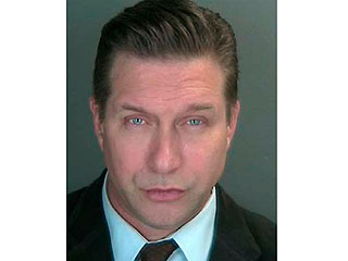 PHOTO: Stephen Baldwin's Dapper Mugshot for Tax-Evasion Arrest