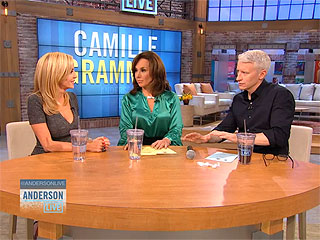 Camille Grammer: Kelsey Won't Let My Kids Say My Name in His House