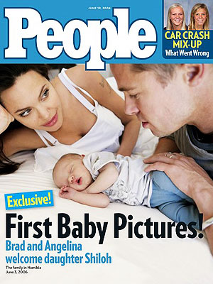 Best Celebrity Baby Covers by PEOPLE
