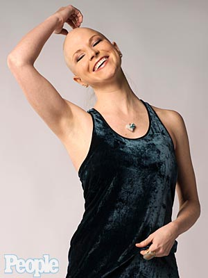 Diem Brown Reveals Her Bald Look in Emotional Photo Shoot| Celebrity Blog, Health, Diem Brown