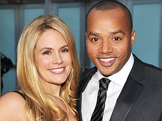 VIDEO: Get a Sneak Peek of Donald Faison & CaCee Cobb's Fun Wedding Video!