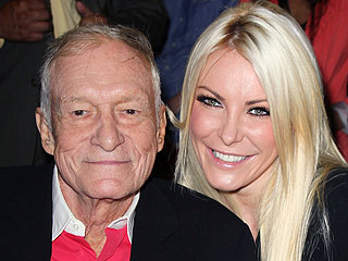 Hugh Hefner's Wife Crystal Diagnosed with Lyme Disease: 'I Have a Long Road Ahead of Me'