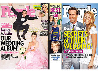 Who Had the Most Searched For Wedding of 2012?