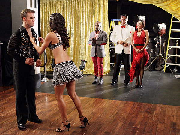 Karina Smirnoff Appears on Don't Trust the B–– in Apt. 23| Dancing With the Stars, James Van Der Beek, Karina Smirnoff