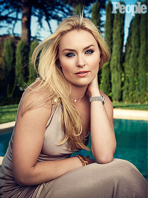 Lindsey Vonn, Olympic Ski Champ, Reveals Depression Battle