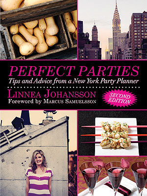 Linnea Johansson Blogs About Making Your Home Party-Ready| Celebrity Blog, Richard Gere, Susan Sarandon, Private Party