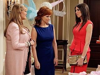 Which Real Housewives Star Is Joining Reba McEntire on Malibu Country?