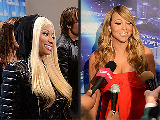 Has Nicki and Mariah's Idol Feud Fizzled?