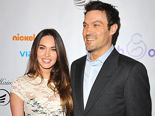 Megan Fox Shows Off Sexy Figure on First Red Carpet Since Baby | Brian Austin Green, Megan Fox