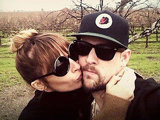 Nicole and Joel Celebrate Second Anniversary | Joel Madden, Nicole Richie