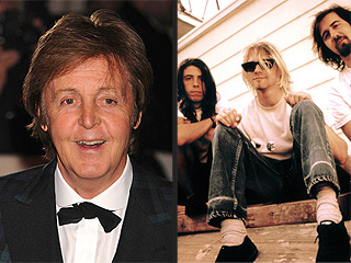 Sir Paul McCartney to Lead Nirvana Reunion at 12-12-12 Sandy Relief Concert | Nirvana, Paul McCartney