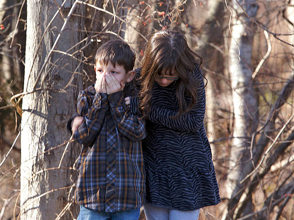 Sandy Hook Elementary School Parent: &#39;My Friend&#39;s Kids Are Dead&#39;| Connecticut School Shootings, Shootings, True Crime, Real People Stories