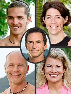 Jeff Probst Shares His Thoughts on Who Could Win Survivor