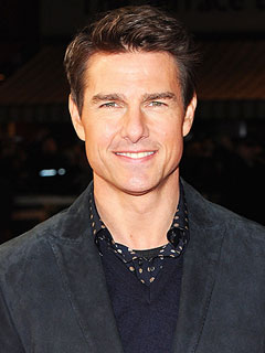 Tom Cruise: I'm Spending Christmas with My Kids | Tom Cruise