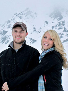 Track Palin & Wife of 18 Months Are Divorcing: Report