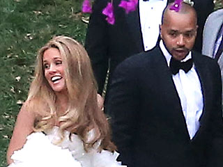 Inside Cacee Cobb and Donald Faison's 'Down-Home Wedding'   Cacee Cobb, Donald Faison