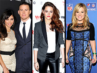 Kelly Clarkson's Engagement & Jenna Dewan's Baby News Get Readers Smiling