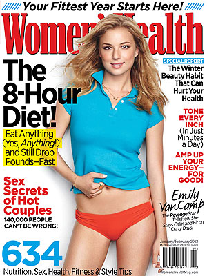 Emily VanCamp: My Boyfriend Likes When I Take Off My Makeup| Couples, Revenge, Emily VanCamp