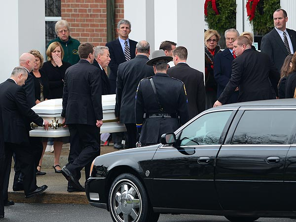 Newtown's James Mattioli and Jessica Rekos Laid to Rest| Connecticut School Shootings, Shootings, True Crime