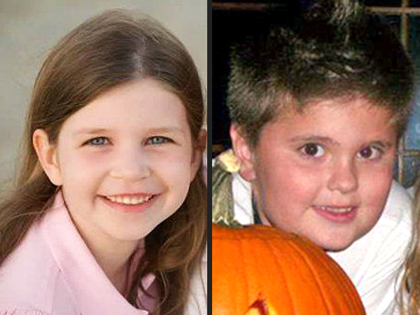 Newtown's James Mattioli and Jessica Rekos Laid to Rest